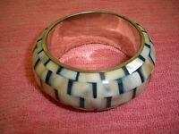 JEWELRY BRACELET MOTHER OF PEARL