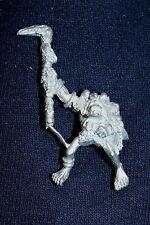 Warhammer orcos y goblins salvaje chamán Orco Jinete de Jabalí (metal) Sin Pintar