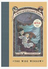 Treehousecollections: A Series of Unfortunate Events - The Wide Window Book