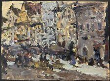 Impressionist 1950-1969 Art Paintings for sale | eBay