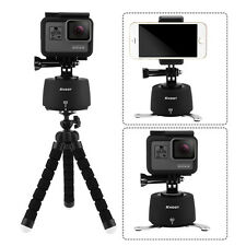 SHOOT Tripod Head Set 360 Degrees Time Lapse Head for GoPro Hero 5 3 4 Session