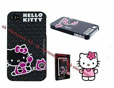 NEW Genuine Hello Kitty Wrap Hard Protective Case Cover for Apple iPhone 4 4s