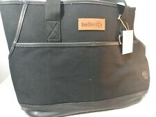 New listing bellerata Dog Carrier Purse with Pockets, Portable Small Dog Soft-Sided Carriers