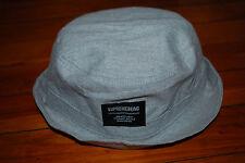NEW Supremebeing Supreme Being Black Label Bucket Hat (One Size)