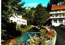 Bad Berneck im Fichtelgebirge , Ansichtskarte , ungelaufen