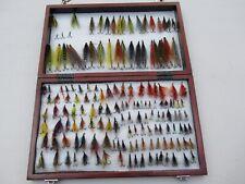 40 Shrimp Trout Flies Boxed Set Various colours /& Patterns Fly Fishing BOX29