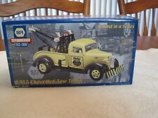 FIRST GEAR NAPA 1937 CHEVROLET TOW TRUCK 75TH ANNIVERSARY 1925-2000--NEW IN BOX