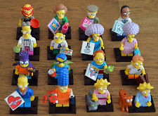 Lego® 71009 Minifiguren Minifigures The Simpsons™ Serie 2 Minifigur aussuchen