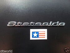 Origine Citroen Saxo Limited Edition STATESIDE badge CIT7404