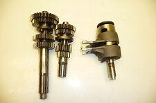 Honda ATC110 ATC 110 #5104 Transmission & Misc. Gears / Shift Drum & Forks