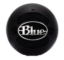 Blue Microphones Snowball Gloss Black USB Kondensatormikrofon Inkl Tischstativ