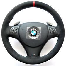 BMW M3 E90 E91 E92 E93 1M E81 E82 E87 E88 LCI M Sport Alcantara steering wheel