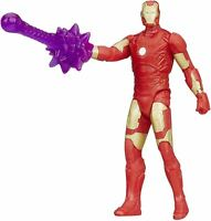 MARVEL AVENGERS ALL STAR IRON MAN 3.75-INCH FIGURE TOY
