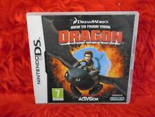 *ds HOW TO TRAIN YOUR DRAGON (NI) Adventure Lite DSi 3DS REGION FREE