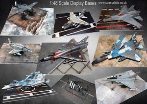 Coastal Kits 1:48 Scale Display Bases
