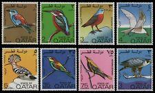 Qatar 1972 - Mi-Nr. 528-535 ** - MNH - Vögel / Birds