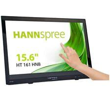 Hannspree HT161HNB 15.6 inch LED - 1366 x 768, 12ms Response, Speakers, HDMI