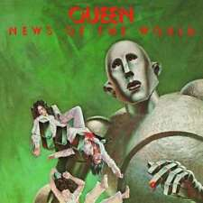 Queen Reissue Alternative Rock LP Records
