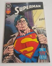 "Ed. Play Press - SuperMan n. 13 - Più ""SUPER"" che MAI! - Dc Comics - Sc.1"