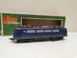 Lima locomotive electrique AEG e410 001  en HO