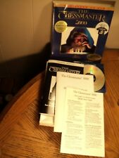 the chessmaster 3000  Machintosh CD-ROM  Complete