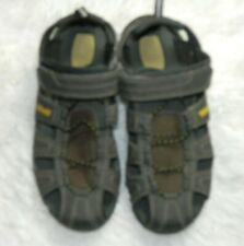 Teva Mens Shoes Brown Fisherman Sport Hiking Walking Sandals Size 8