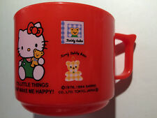 """Hello Kitty """"It's the Little Things That Make Me Happy"""" Cup"""