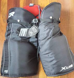 "NEW DR HP30 / X30 XLR8 Senior Large 34-36"" 86-91cm Ice Hockey Pants"