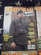Rivista Militare Uniformi e Armi n. 47 - Gennaio 1995