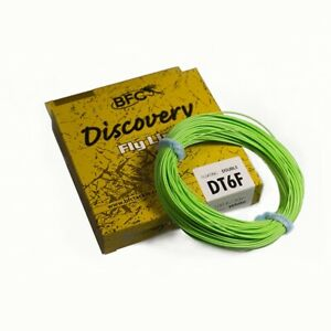 BFC Discovery Floating Weight Forward 100ft DT6F Fly Line
