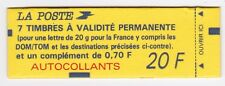 RC003508 FRANCE CARNET C 1505 BRIAT COMPOSITION VARIABLE VP + 0f70 NEUF