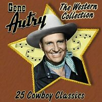 Gene Autry - Western Collection [CD]
