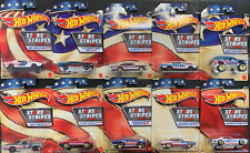 Hot Wheels 2020 Stars & Stripes Series Collection Complete Set of 10