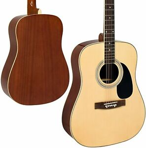 Best Choice Products 23in Full Size Beginner All Wood Acoustic Guitar