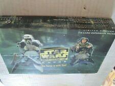 Star Wars CCG -  Endor Booster Box (no shrink wrap) Factory Sealed 30 packs