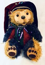 Rare Robert Raikes Ilia the Jester 133 / 400 Collectible Teddy Bear with Tag