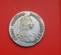 Österreich 1 Medaille Maria Theresia 1760 #F 2079