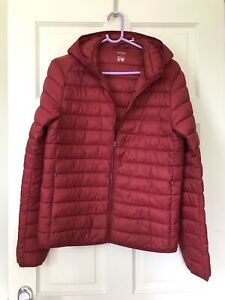 Ladies Dunnes Puffer Coat Size Small