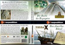 Sphinx: Die Rache des Regengottes & Terra X: Das Amerika-Rätsel