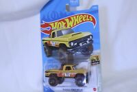 2020 Hot Wheels yellow '70 Dodge Power Wagon 3/250 baja blazers 2/10