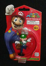 Popco Super Mario Bros LUIGI  Series 2 Mini Figure New