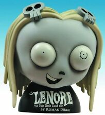 "The Cute Little Dead Girl Lenore 8"" Bank by Diamond Select BRAND NEW #smay16-29"