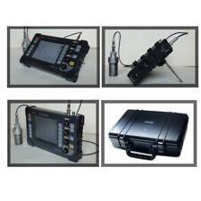 4-6100mm Digital Ultrasonic Flaw Detector Cracked Pores Metal Weld Inspection