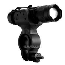 CREE Q5 1200LM Zoomable LED Cycling Bike Bicycle Head Light Flashlight Headlamp