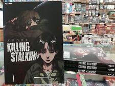 Killing Stalking 1/4 Serie Completa - Jpop - ITALIANO NUOVO #NSF3