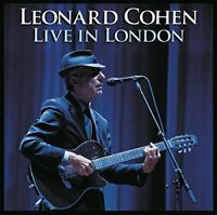 Leonard Cohen - Live In London [VINYL LP]
