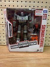 Transformers War For Cybertron Trilogy Netflix Voyager Class Megatron 3-Pack New
