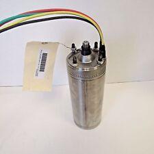 Grundfos MS402E 96465624 Submersible Motor 3-wire ½ HP 3 PH 230V NOS No Box