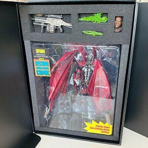 Mcfarlane Toys Kickstarter Modern Spawn Action Figure + Comic Brand New Rare HTF