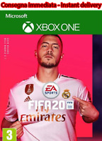 FIFA 20 Xbox One Download NO code NO cd Leggi Descrizione